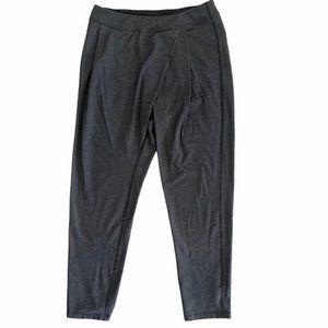 LULULEMON Black Yogini Trouser Pant Diamond Dot